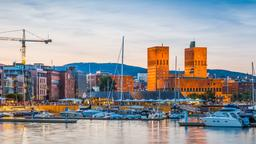 Find cheap flights to Oslo