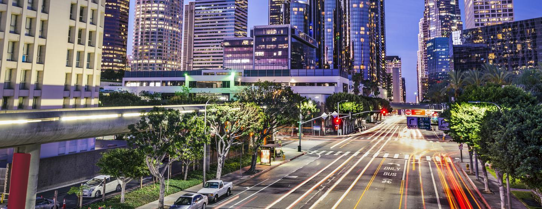 Los Angeles Car Hire