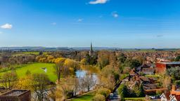 Stratford-upon-Avon hotels near Shakespeare's Birthplace