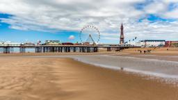 Blackpool hotels near Winter Gardens