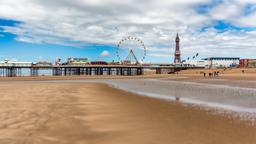 Blackpool hotels near Grosvenor Casino
