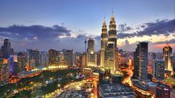Find cheap flights from Hamilton to Kuala Lumpur Airport