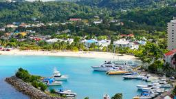 Find cheap flights from Christchurch to Caribbean