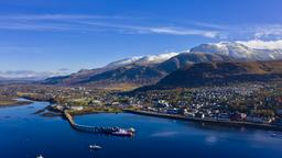 Find cheap flights to Fort William