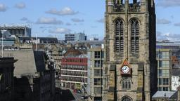 Newcastle upon Tyne hotels near Cathedral Church of St Nicholas