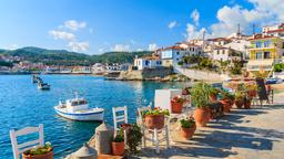 Find cheap flights to Greek Islands