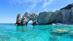 Find cheap flights from Auckland to Greek islands