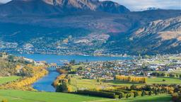 Find deals on international flights to Christchurch