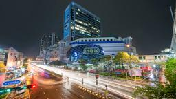 Bangkok hotels near Siam Square