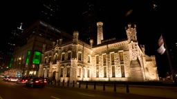 Chicago hotels near Lookingglass Theatre