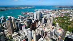 Find cheap flights from Channel Islands to New Zealand