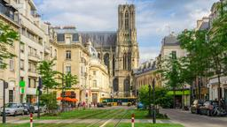 Reims hotels near Reims Cathedral