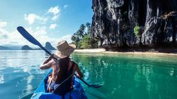 Find cheap flights from Auckland to Palawan