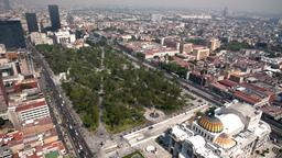 Mexico City hotels near Alameda Central