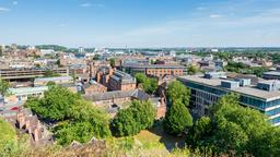Nottingham hotels near Centre for Contemporary Art Nottingham