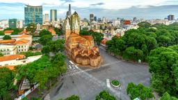 Find cheap flights from Wellington to Ho Chi Minh City