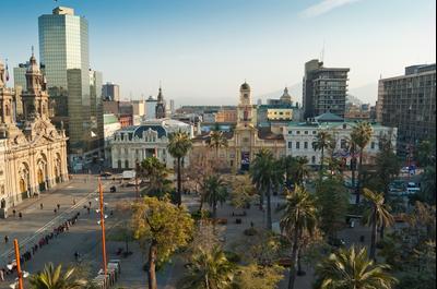 Santiago hotels