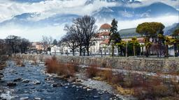 Merano hotels near Tirol Castle