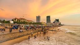 Find cheap flights to Colombo