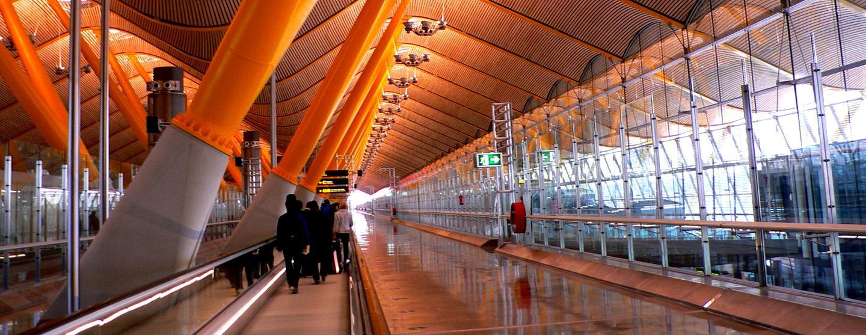 Car Rental at Madrid Barajas Airport