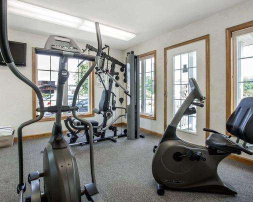 Quality Inn Lake George - Lake George - Gym