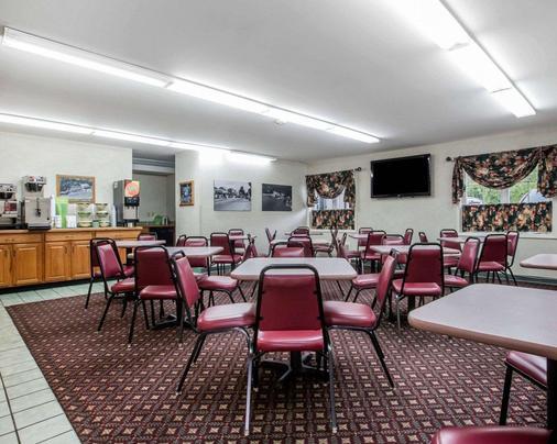 Quality Inn Lake George - Lake George - Restaurant