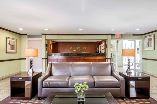 Quality Inn - Jackson - Lobby