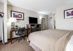 Quality Inn - Jackson - Bedroom