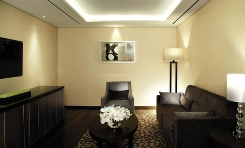 Lotte City Hotel Mapo - Seoul - Living room