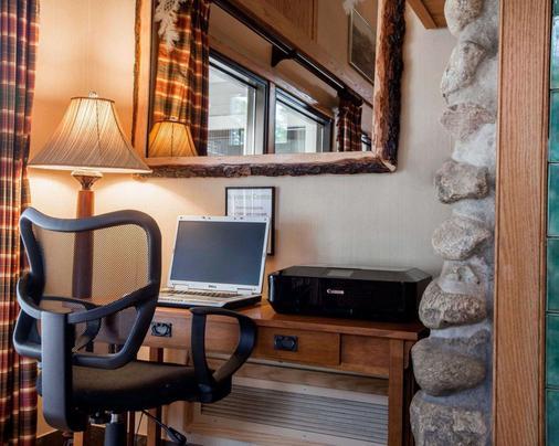Quality Inn on Lake Placid - Lake Placid - Business centre