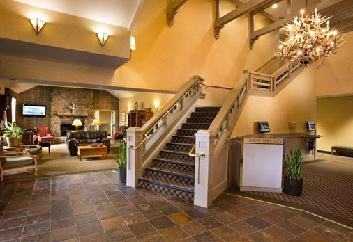 Coast International Inn - Anchorage - Lobby