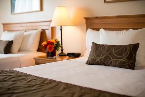 Coast International Inn - Anchorage - Bedroom