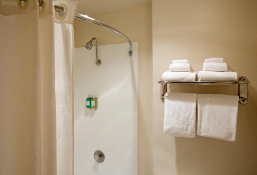 Coast International Inn - Anchorage - Bathroom