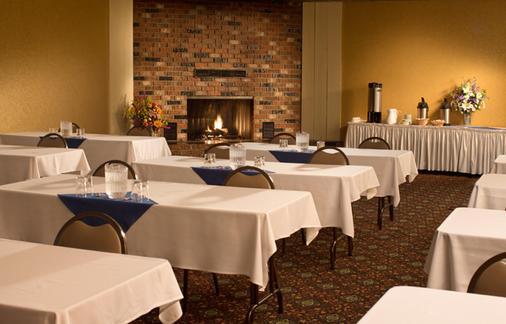 Coast International Inn - Anchorage - Meeting room