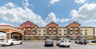 Comfort Suites - Jackson - Building