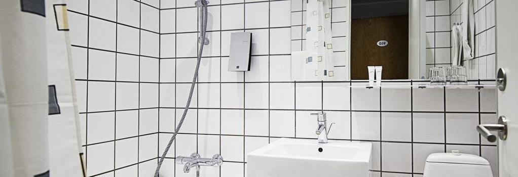 First Hotel Atlantic - Aarhus - Bathroom