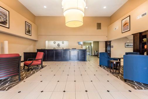 Comfort Inn & Suites Crystal Inn Sportsplex - Gulfport - Lobby