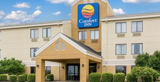 Comfort Inn East - Evansville - Building