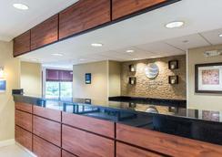 Comfort Inn East - Evansville - Lobby
