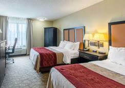 Comfort Inn East - Evansville - Bedroom