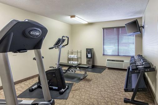 Comfort Inn East - Evansville - Gym