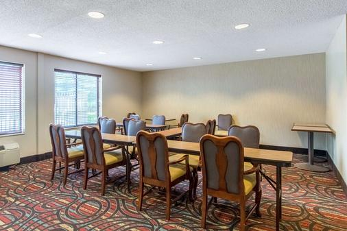Comfort Inn East - Evansville - Meeting room
