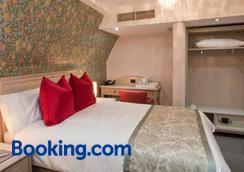 W12 Rooms - London - Bedroom