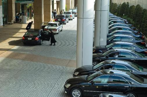 Tokyo Dome Hotel - Tokyo - Parking