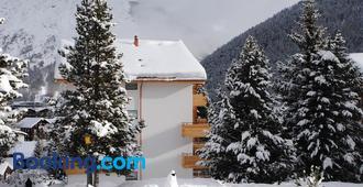 Elite Alpine Lodge - Apart & Breakfast - Saas-Fee - Building