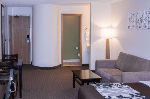 Sleep Inn - Missoula - Living room