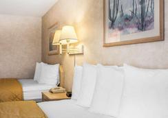 Quality Inn & Suites - Yuma - Bedroom