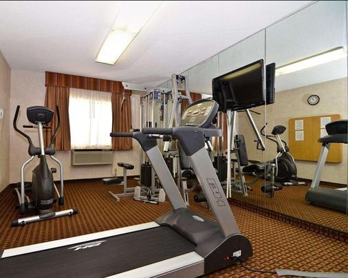 Quality Inn & Suites - Yuma - Gym