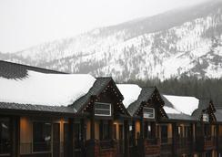 Hotel Becket - South Lake Tahoe - Outdoor view