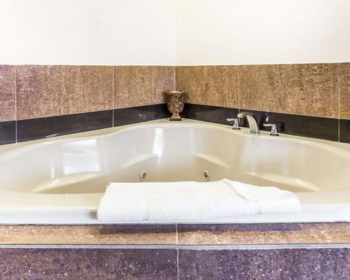 Quality Inn & Suites Coliseum - Greensboro - Bathroom